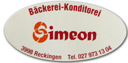 Bäckerei Reckingen
